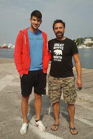 Dragan + Neffe
